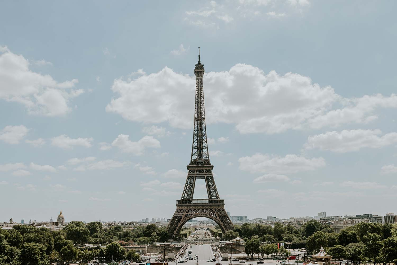 citytrip Parijs