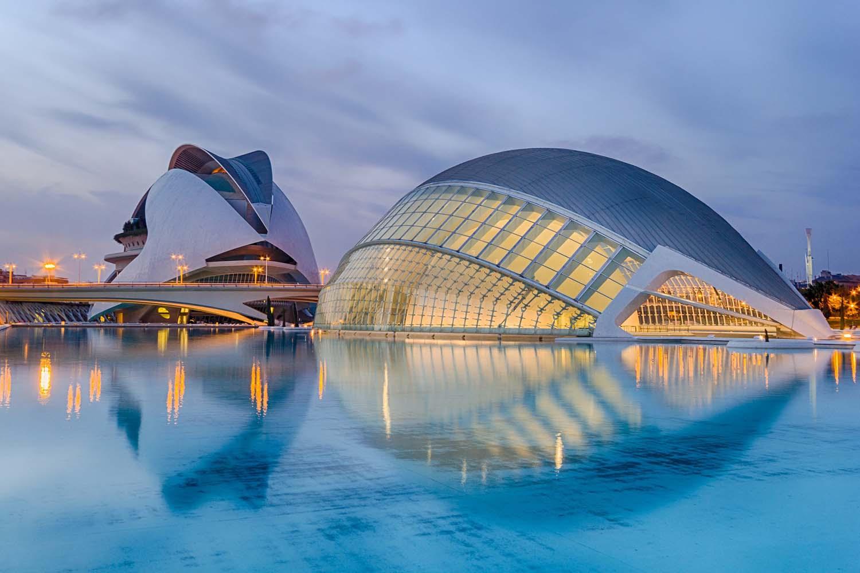 citytrip Valencia