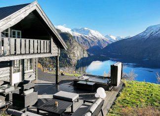 Vakantiehuis Noorwegen