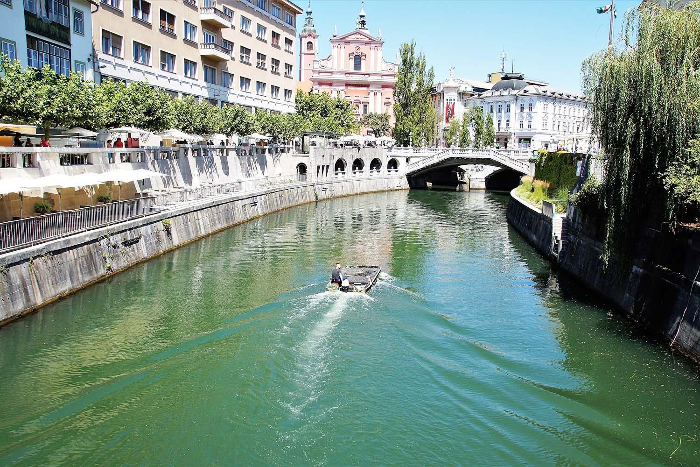 Bezoek Ljubljana