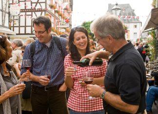 Wijnfestivals
