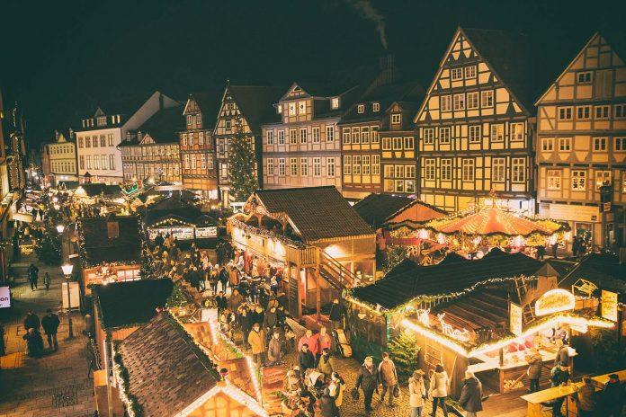 Celle Kerstmarkt